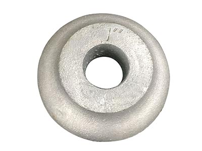 Ogee Round Washer Galvanized